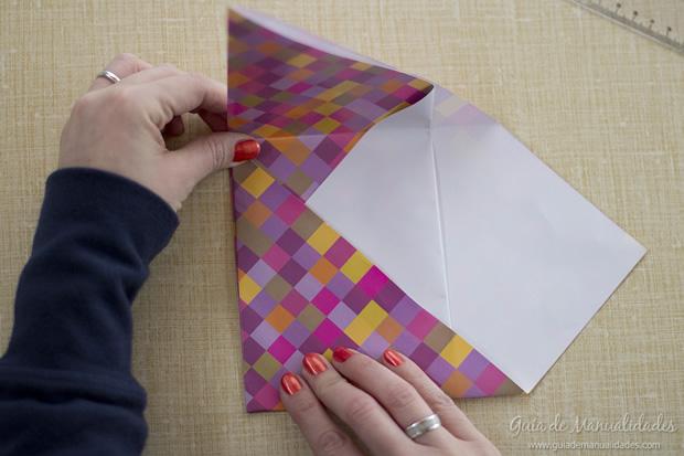 Sobre de origami 11