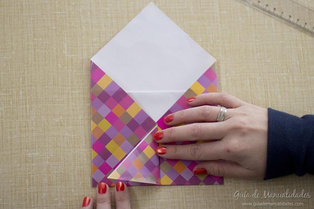Sobre de origami 12