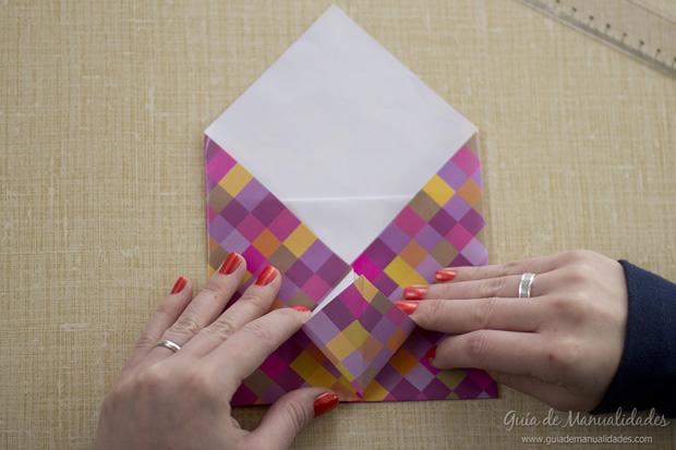 Sobre de origami 13