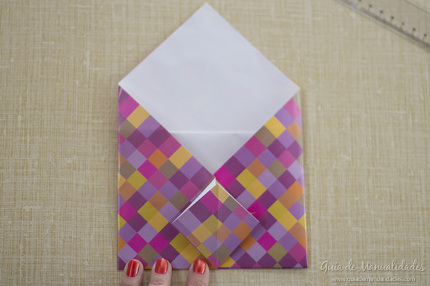 Sobre de origami 15