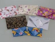 imagen Originales sobres de origami