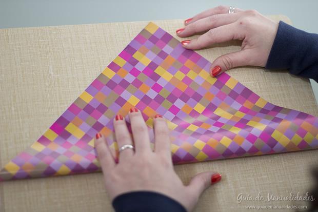Sobre de origami 2