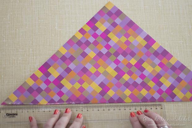 Sobre de origami 4