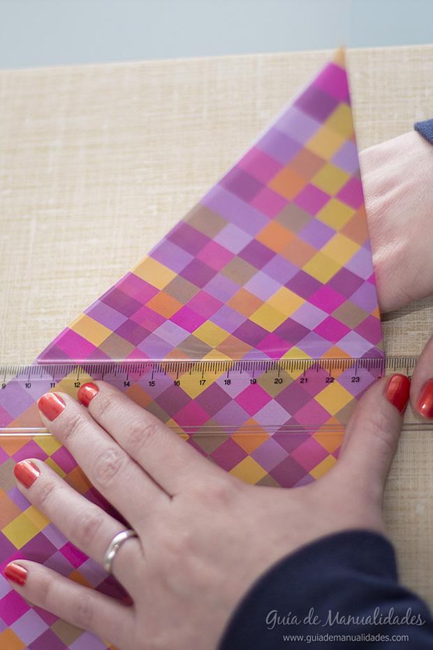 Sobre de origami 5