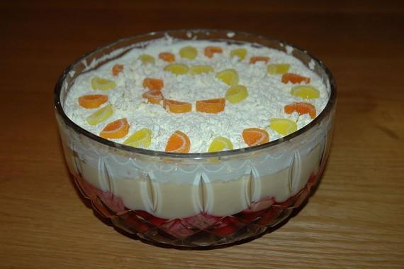 Ideas con un molde para trifle 5