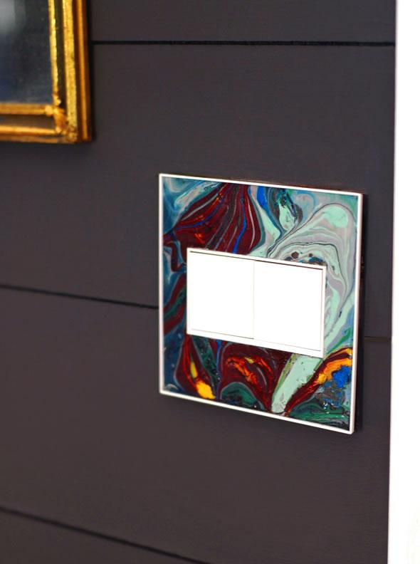 Interruptores de luz personalizados 1