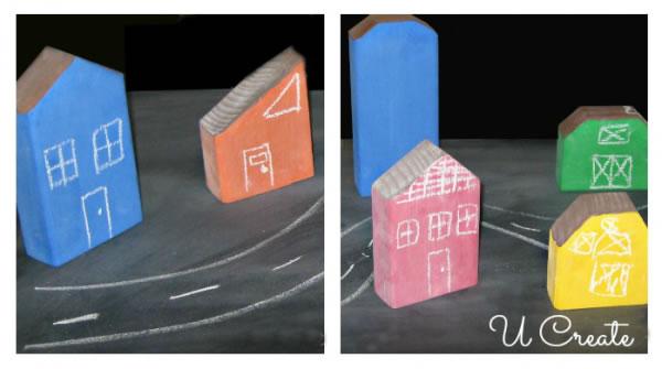 Casas de madera 1