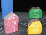 imagen Idea para hacer casitas de madera para niños