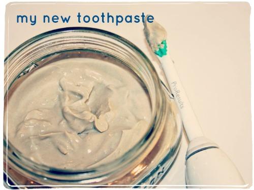 Pasta de dientes casera 1