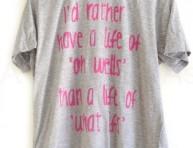 imagen Cómo hacer una camiseta con mensaje