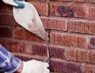 imagen Cómo reparar las juntas de las paredes de ladrillo