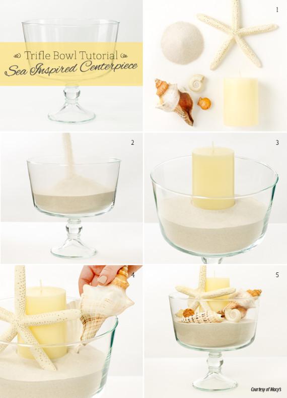 Ideas con un molde para trifle 3