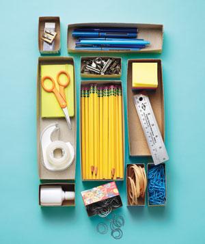 Reciclar objetos de cartón 3