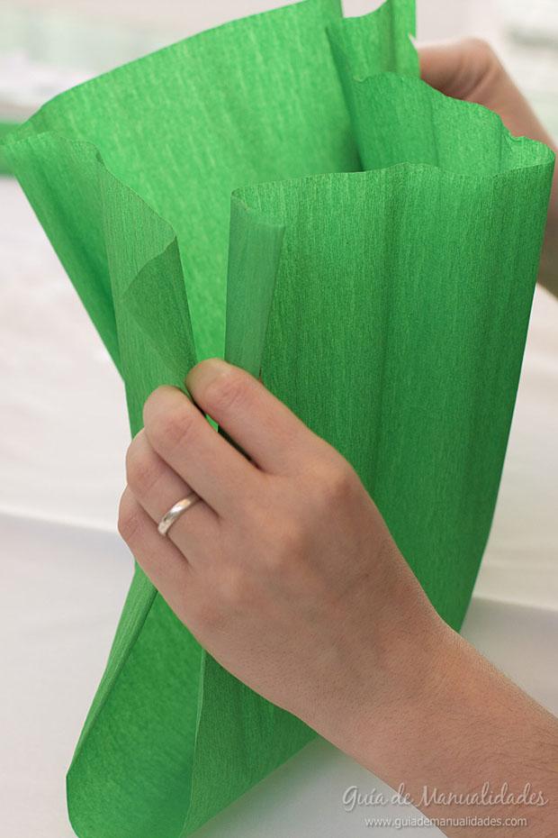 Árboles con tubos de carton 5