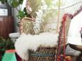 imagen Renovar muebles de mimbre con glamour