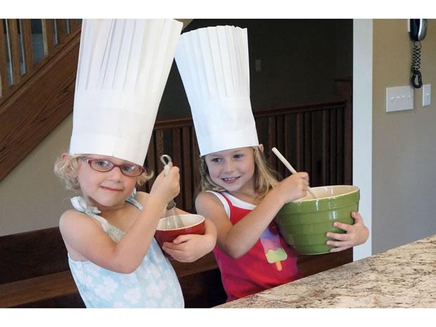 Cómo hacer un sombrero de chef para niños - Guía de MANUALIDADES