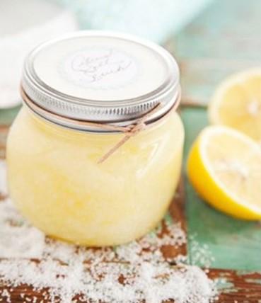 Exfoliante de sal y limón 1