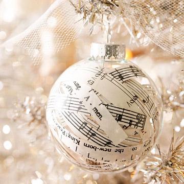 Resultado de imagen de notas musicales 3d navidad