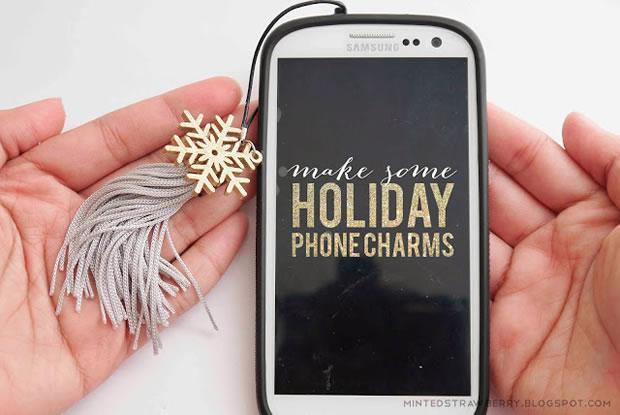 Idea navideña para el móvil 1