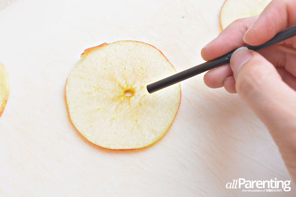 Guirnalda de manzanas 3