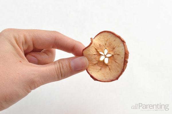 Guirnalda de manzanas 6