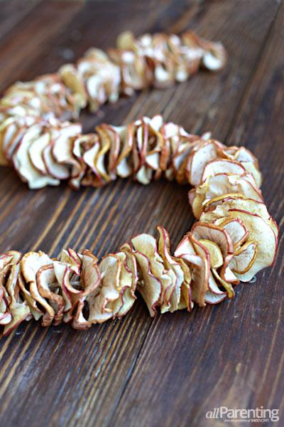 Guirnalda de manzanas 9