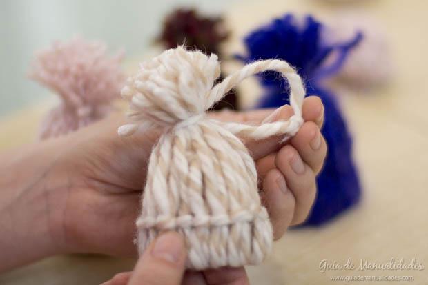 Gorritos de lana 14