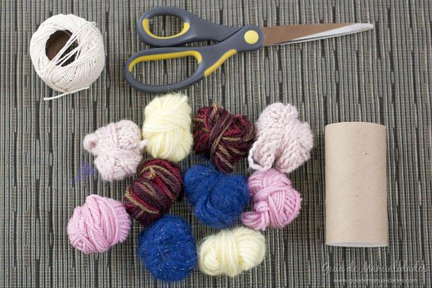 Gorritos de lana 2