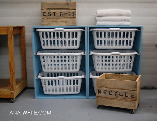 Hacer mueble para lavadero