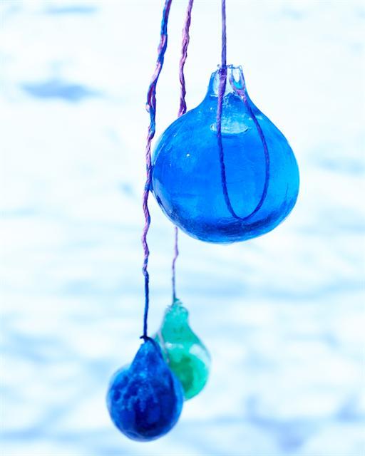 Adornos navidad congelados 2