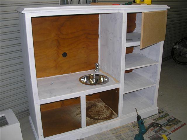 Mueble de cocina para pequeñas 5
