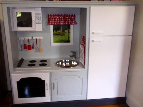 De mueble de tv a cocina para pequeñas   guía de manualidades