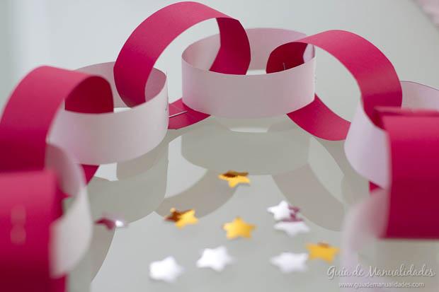 guirnaldas f ciles de papel para decorar en minutos gu a