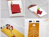 imagen 4 ideas navideñas reciclando etiquetas