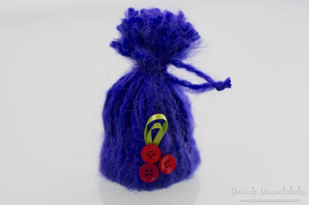 Mini gorritos de lana 4
