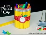 imagen Portalápices con lápices