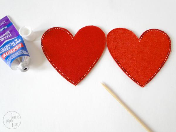 Monedero corazón 2