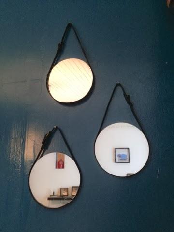 Cómo hacer unos espejos Adnet DIY 5