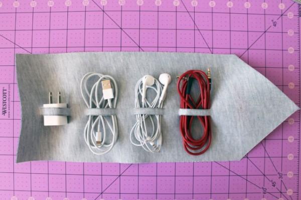 Fundas para cables y cargadores 4