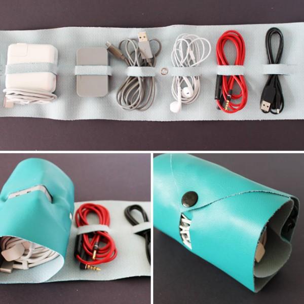 Fundas para cables y cargadores 6
