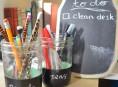 imagen Lapiceros express reciclando frascos