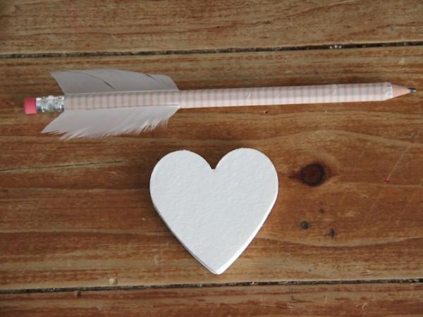 Notas amorosas para San Valentín 1
