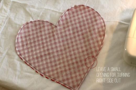 Servilletas día de los enamorados 5
