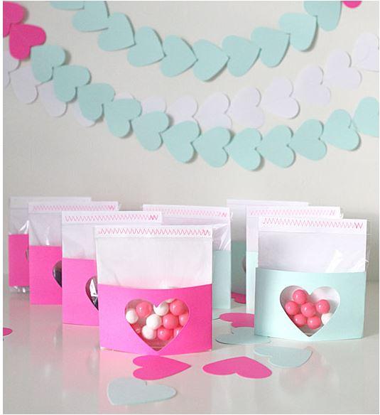 Souvenirs dulces para San Valentín 1