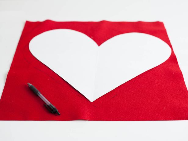 Cojín corazón 6
