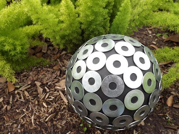 Esferas de jardín 1