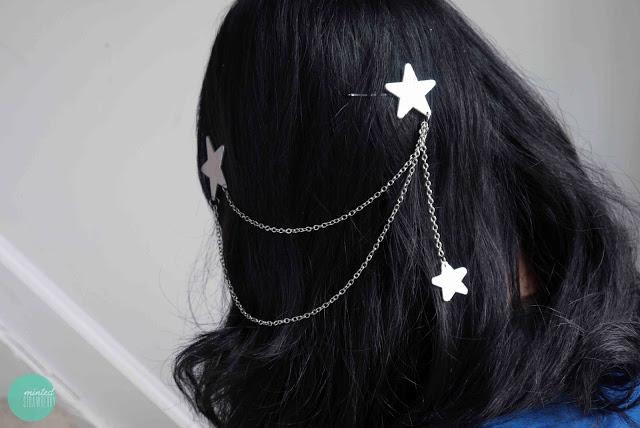 Estrellas para el cabello 1
