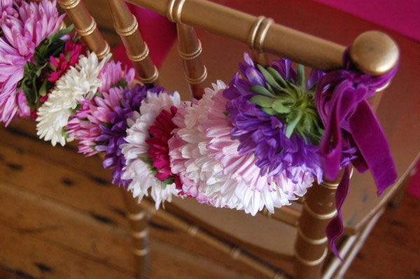 Guirnalda de flores 1