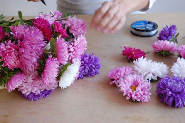 Guirnalda de flores 2