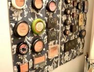 imagen Organizador magnético para maquillaje